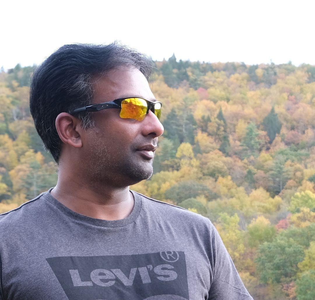 Vasanth Dharmaraj